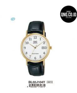 Jam Tangan Q&Q Original BL02J104Y