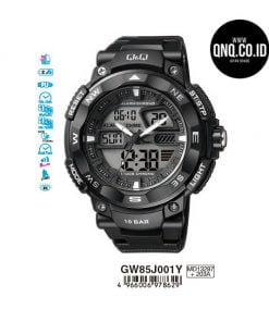 Jam Tangan Q&Q Original GW85J001Y