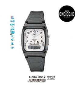Jam Tangan Q&Q Original GZ04J003Y