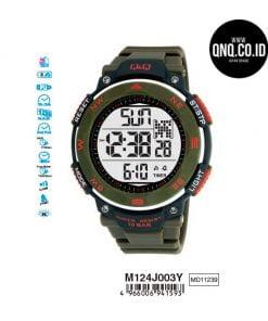 Jam Tangan Q&Q Original M124J003Y