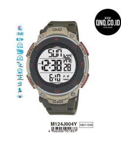 Jam Tangan Q&Q Original M124J004Y