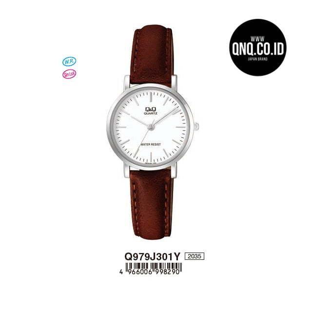 Jam Tangan Q&Q Original Q979J301Y