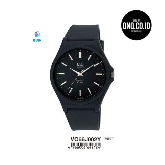 Jam Tangan Q&Q Original VQ66J002Y