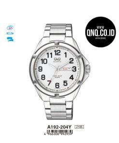 Jam Tangan Q&Q Original A192J204Y