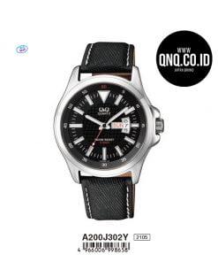 Jam Tangan Q&Q Original A200J302Y
