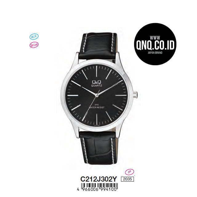 Jam Tangan Q&Q Original C212J302Y