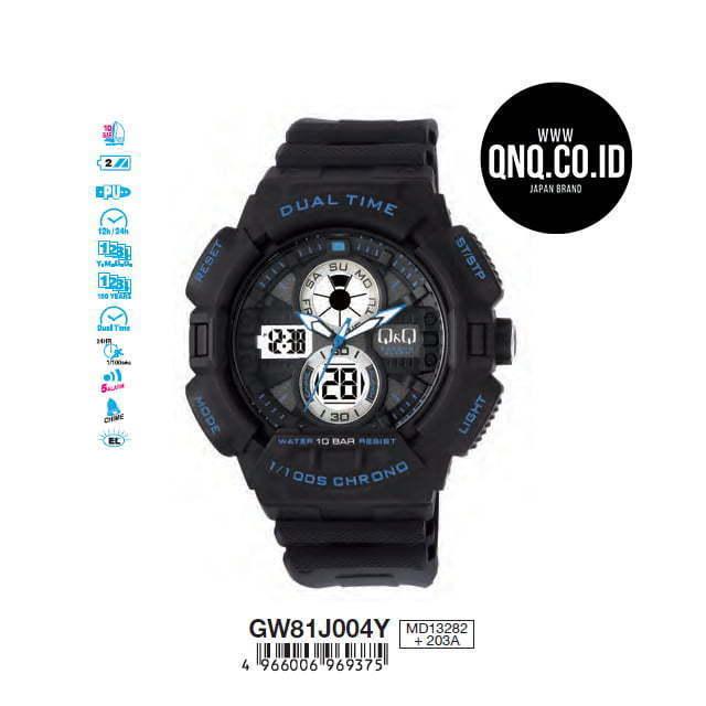 Jam Tangan Q&Q Original GW81J004Y