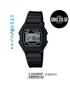 Jam Tangan Q&Q Original L116J003Y