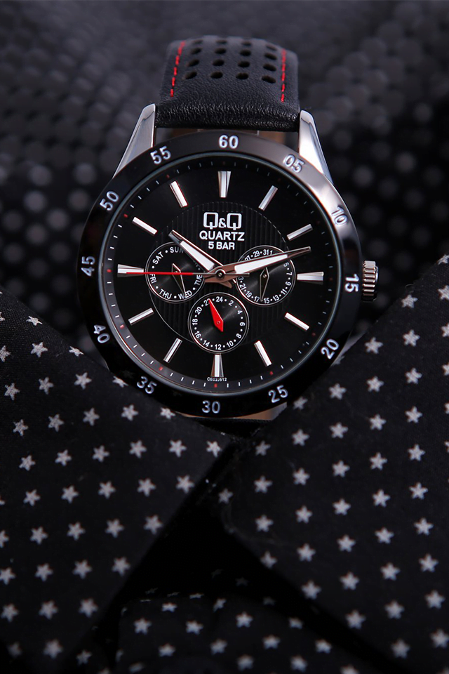 qnq chronograph superior