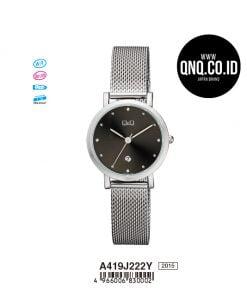 Jam Tangan Q&Q Original A419J222Y