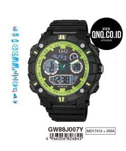 Jam Tangan Q&Q Original GW88J007Y