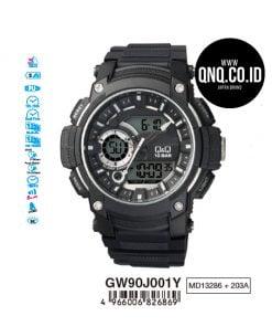 Jam Tangan Q&Q Original GW90j001Y