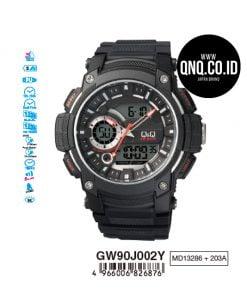 Jam Tangan Q&Q Original GW90j002Y