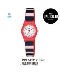 Jam Tangan Q&Q Original VP47J031Y